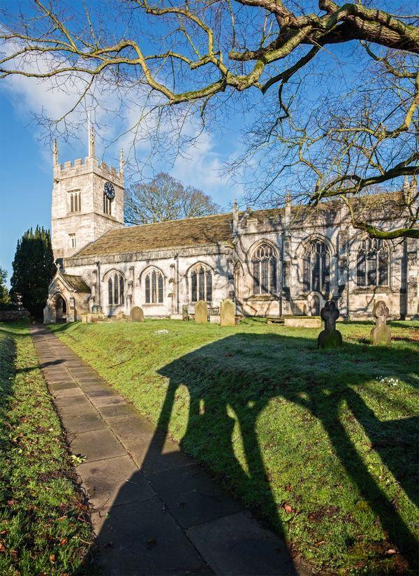 Bolton Percy Church