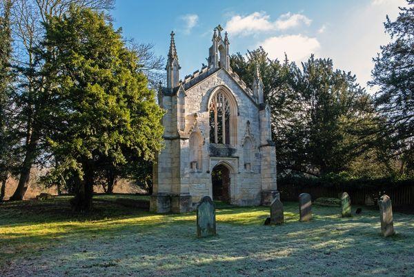 St Andrews. Bishopthorpe.