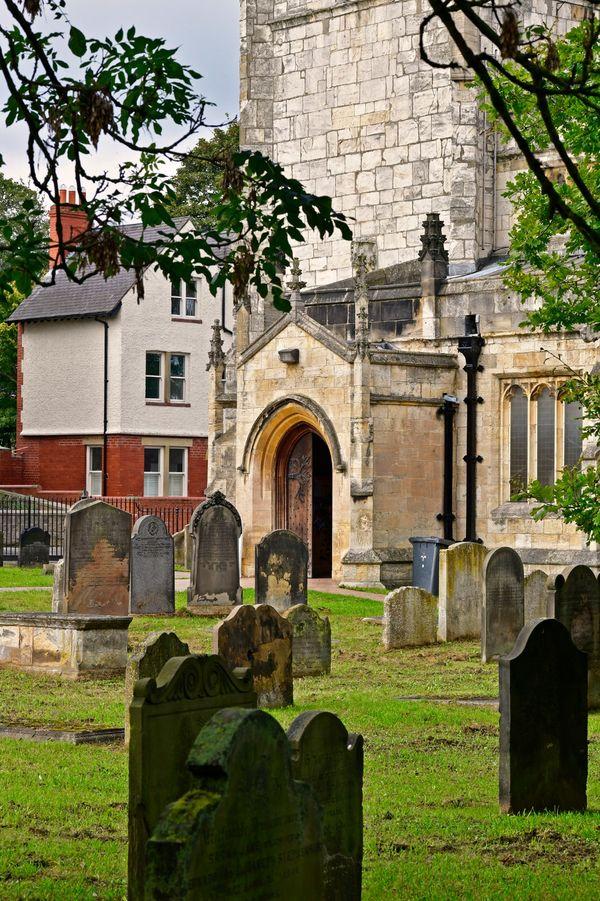Across the Graveyard