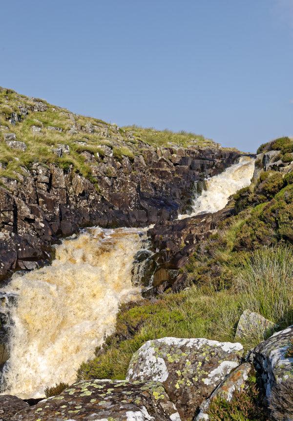 Cauldron Snout Waterfall