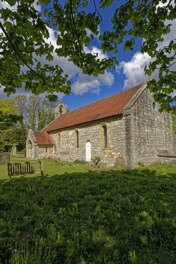 Church at Askham Bryan