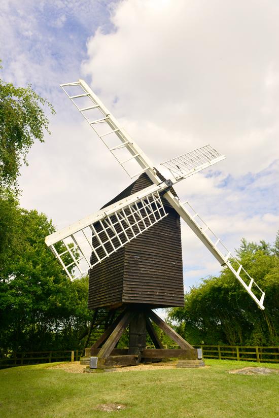 Mill at Great Gransden