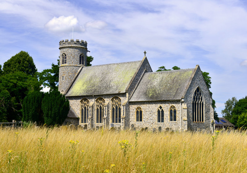 St Mary's Church Weeting