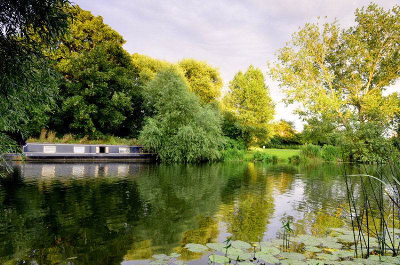 The Great Ouse at St Neots