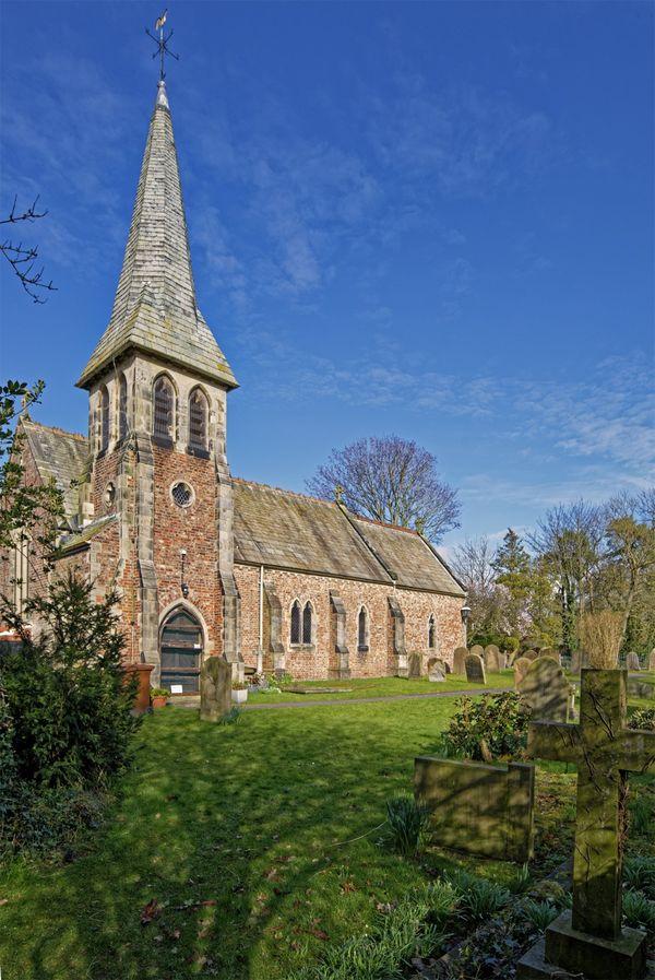 Church at Warthill.