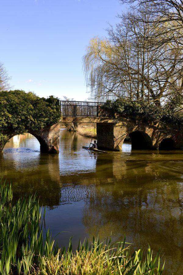 Bridge over the Wey