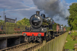 Steaming through Stogumber