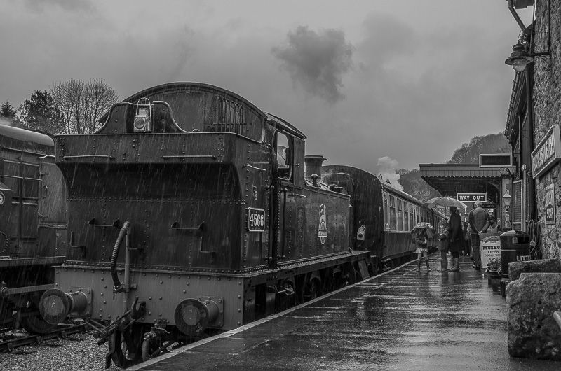 4566 in the Devon rain