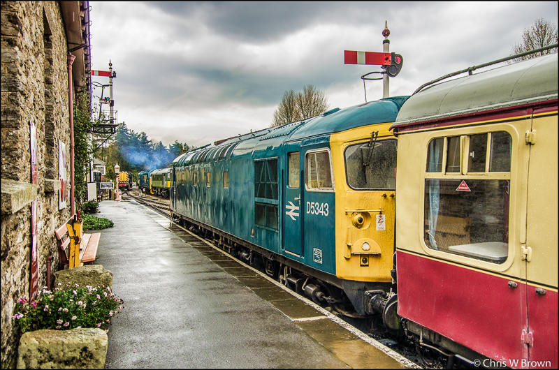 Smethwick to Buckfastleigh via Scotland and Gloucestershire