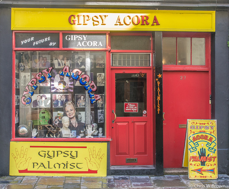 Gipsy Acora's shop Plymouth