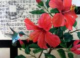 Hummingbird & Hibiscus 30x40cm