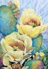 Prickly Pears 50x35cm
