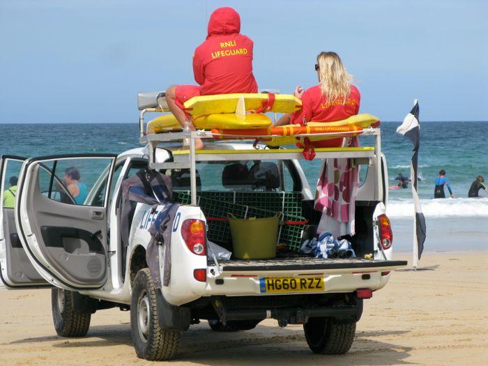 Lifeguards Harlyn
