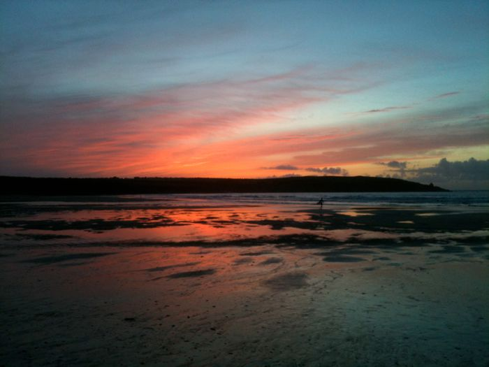Sunset Harlyn