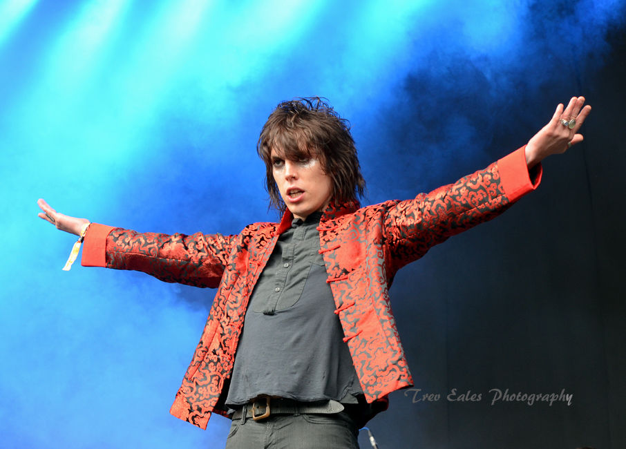 Luke Spiller, The Struts