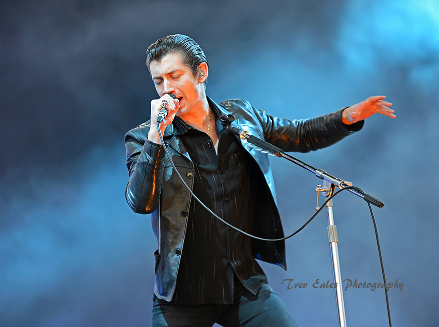 Alex Turner, Arctic Monkeys.