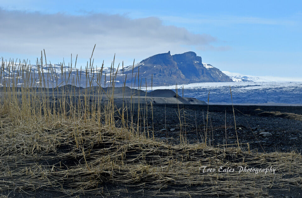 Unknown mountains, east of Vik.