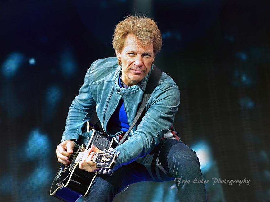 Jon Bon Jovi, Bon Jovi.