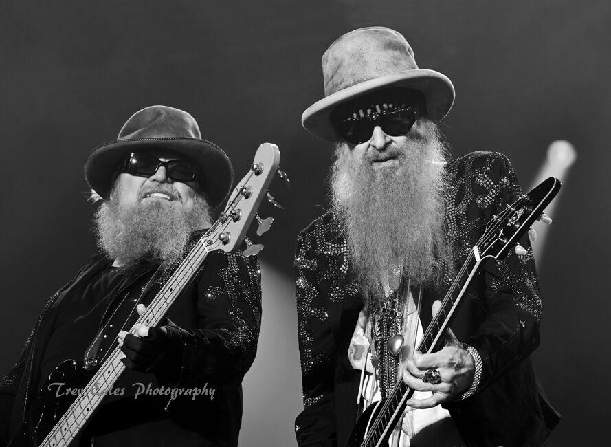 Billy Gibbons & Dusty Hill, ZZ Top