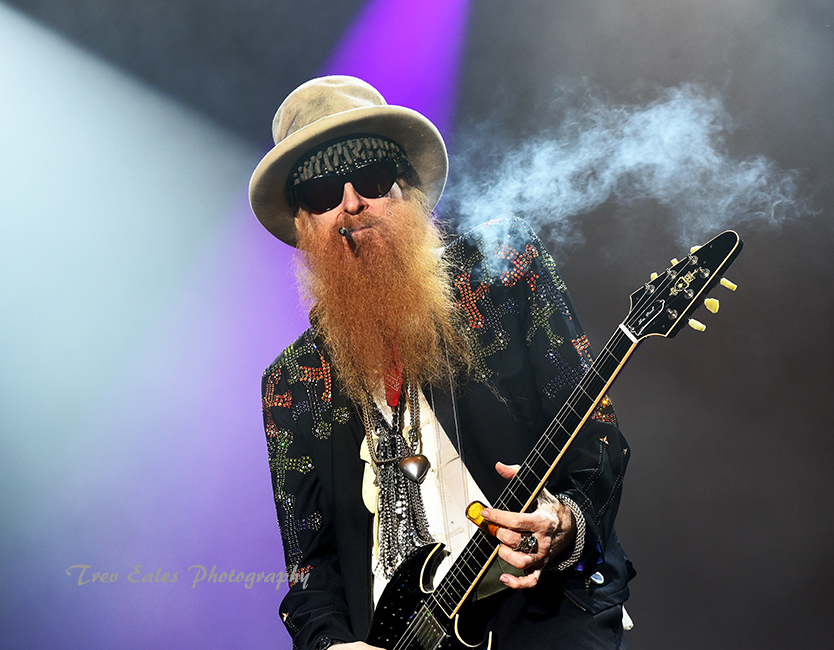 Billy Gibbons, ZZ Top