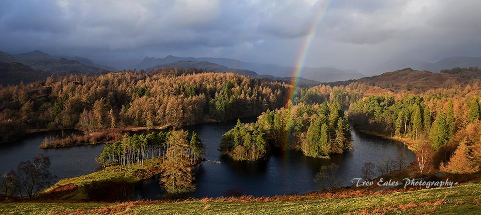 Rainbow over Tarn Hows