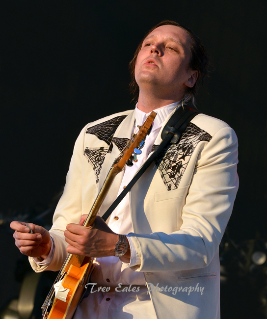 Win Butler, Arcade Fire.