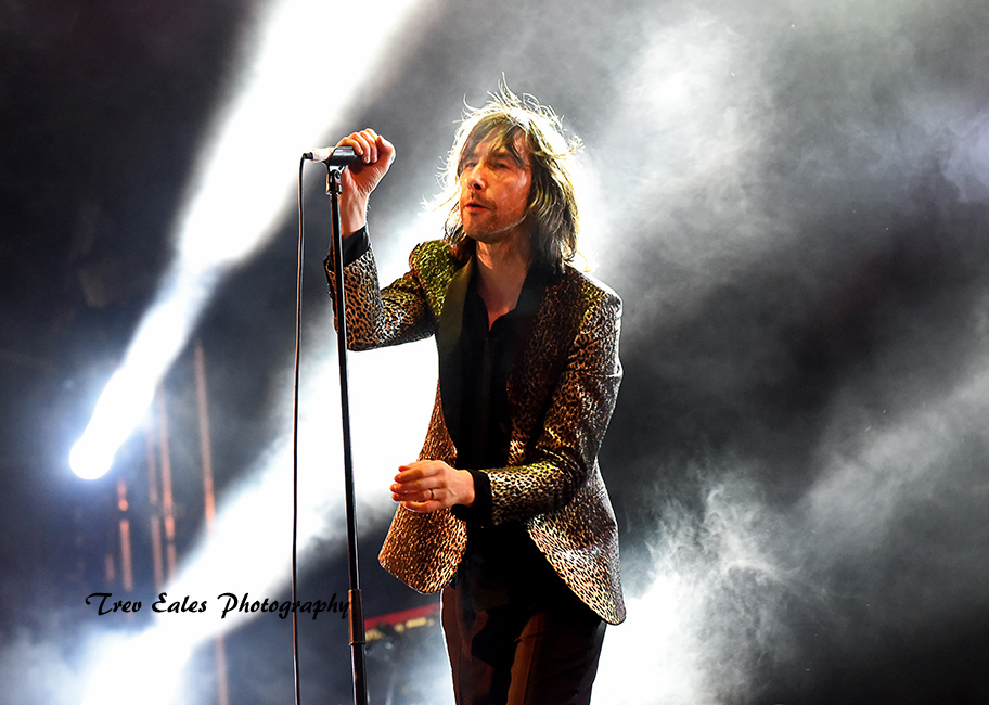 Bobby Gillespie, Primal Scream.
