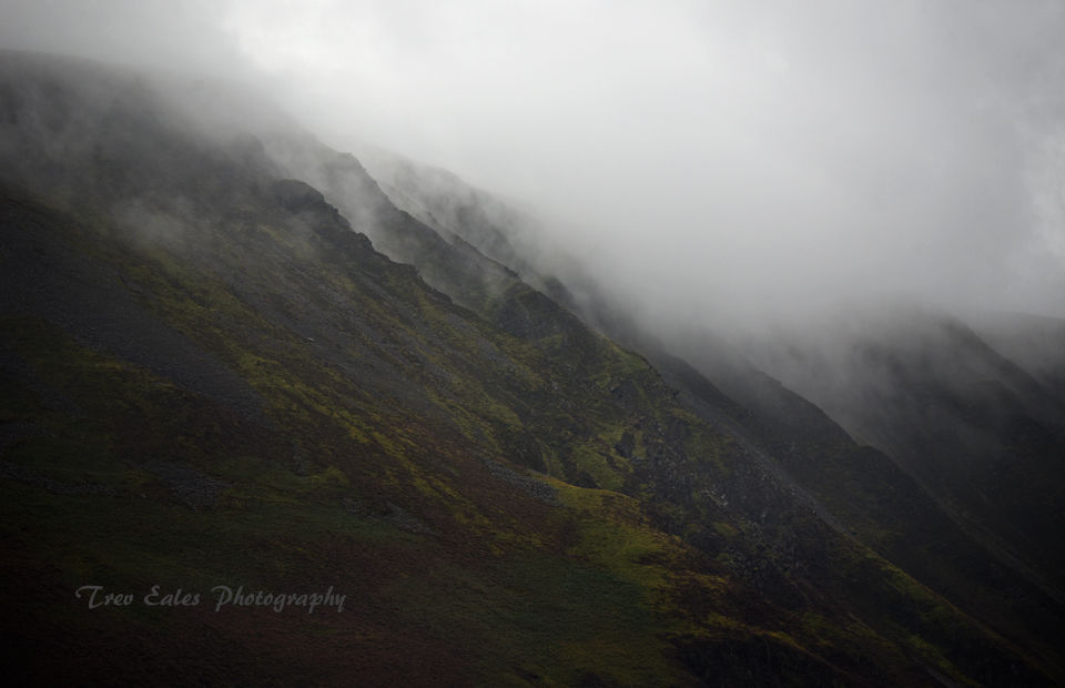 The Screes, Wasdale.