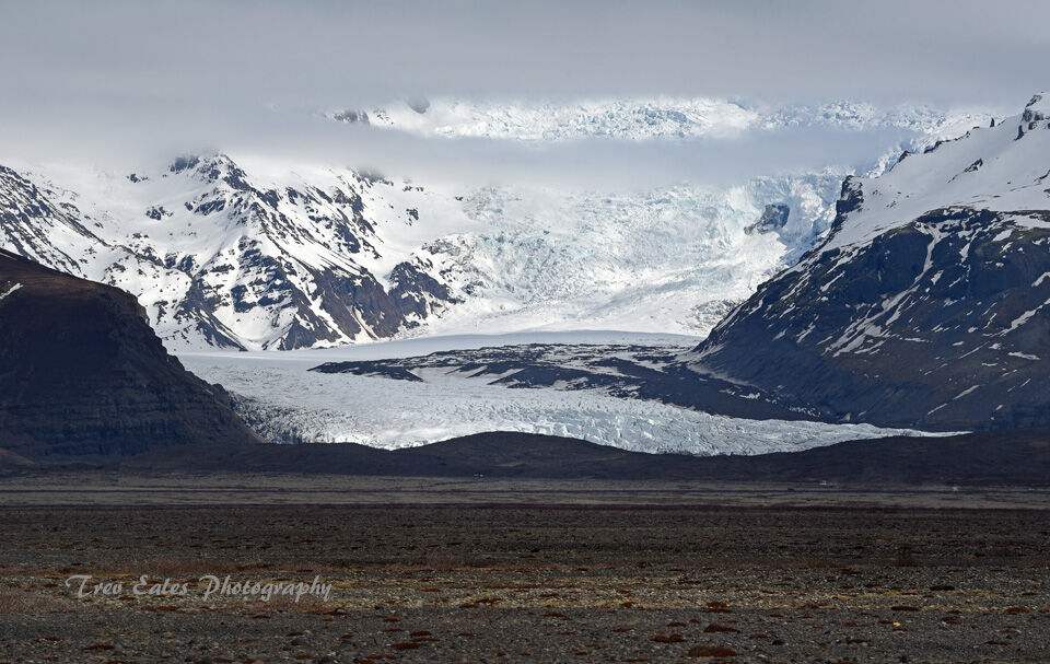 From desert to glacier