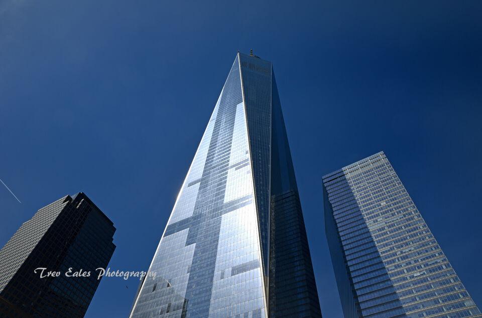 Freedom Tower (World Trade Centre), Ground Zero