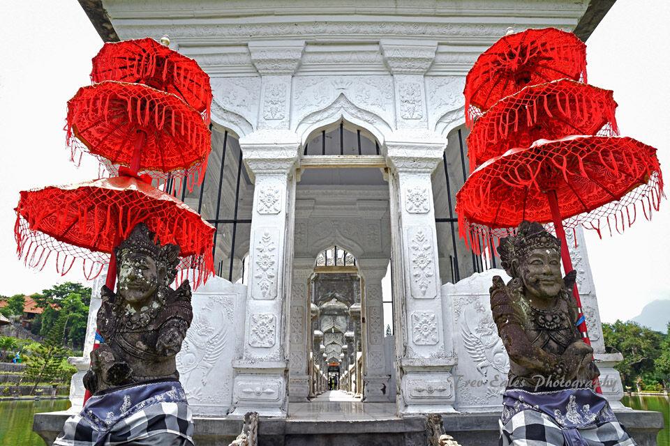 Taman Tirtagangga Royal Palace, Eastern Bali.