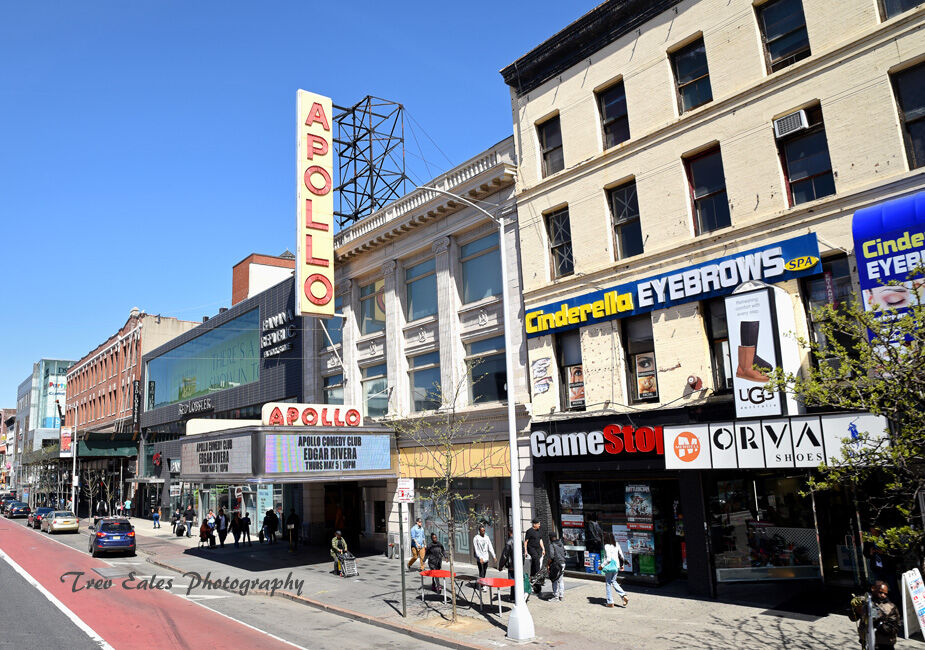 Apollo Theatre, Harlem