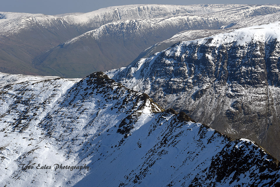 Striding Edge and beyond