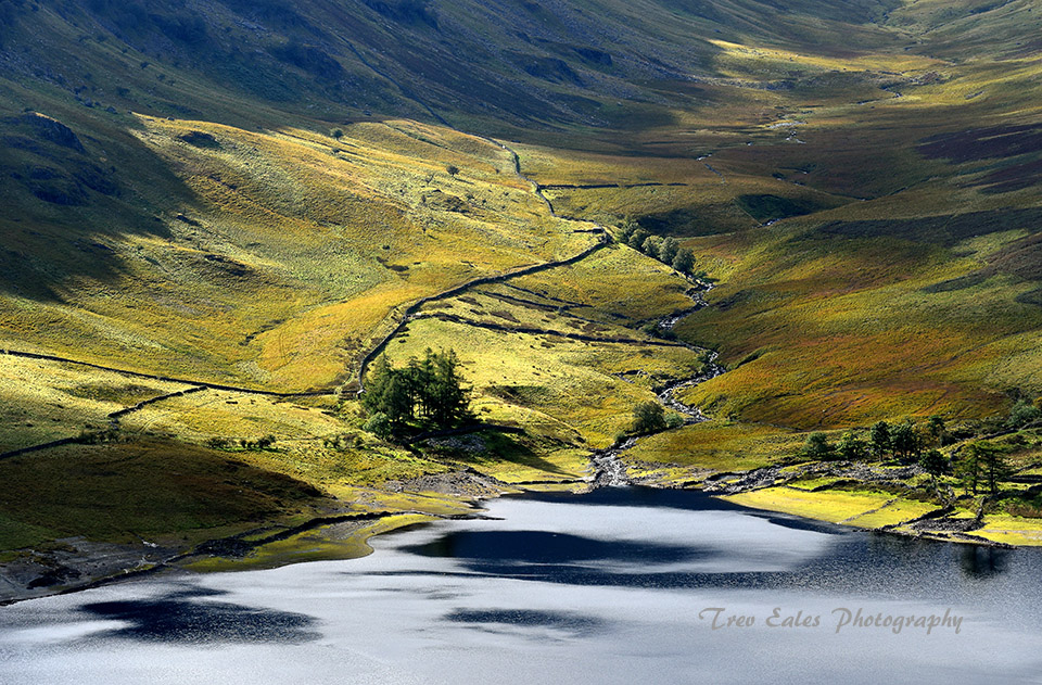 Haweswater shadows