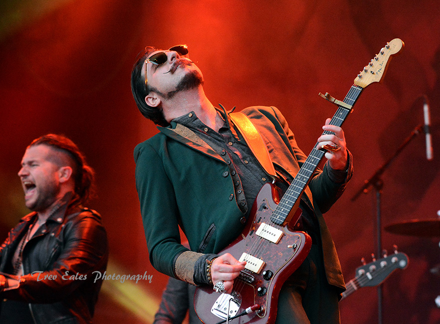 Jay Buchanan & Scott Holiday, Rival Sons
