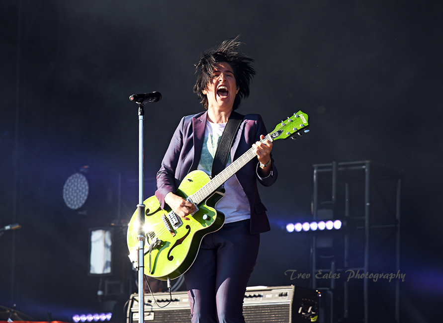 Sharleen Spiteri, Texas.