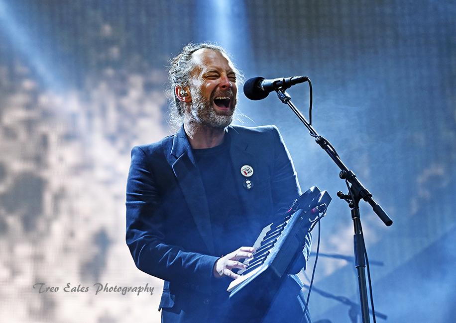 Thom Yorke, Radiohead.