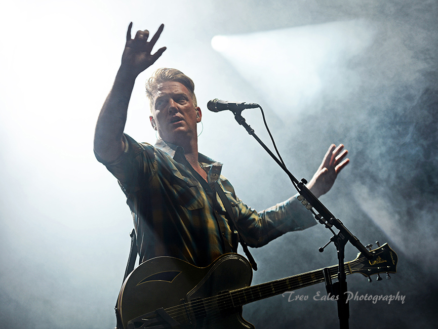 Josh Homme, Queens of the Stone Age.