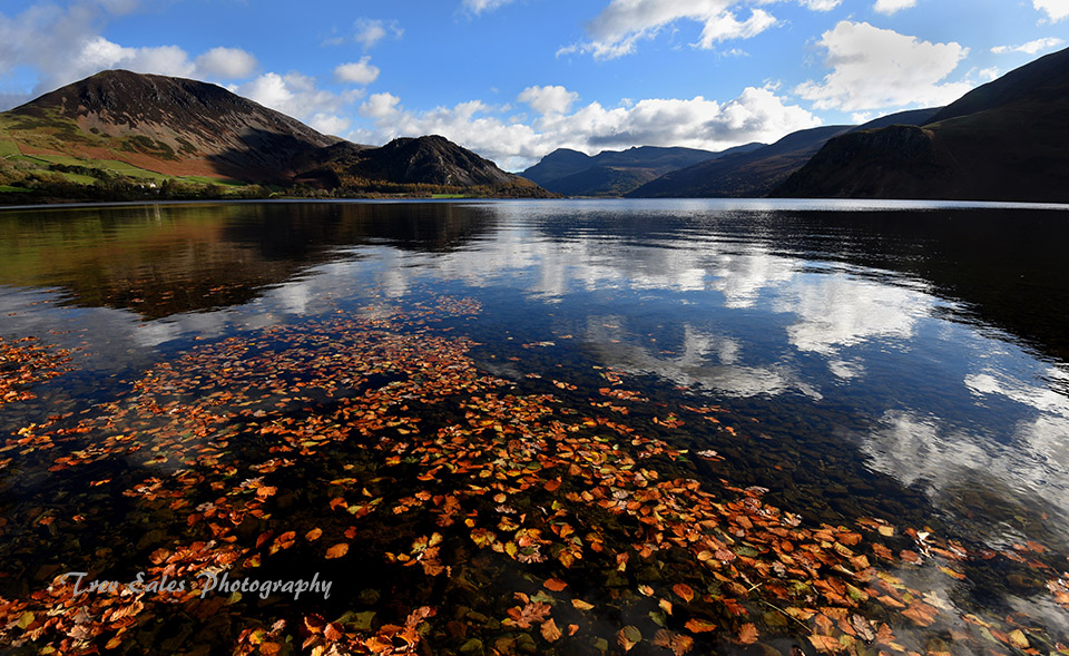 Ennerdale reflections