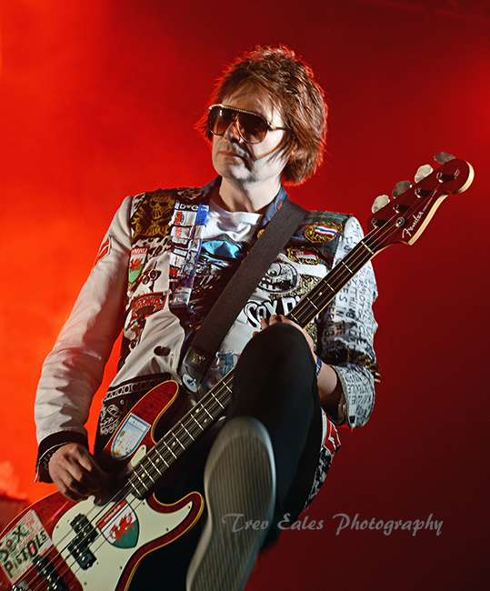 Nicky Wire, Manic Street Preachers.