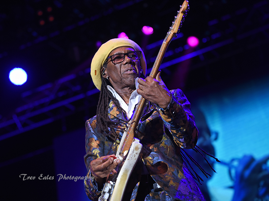 Nile Rodgers, Chic.