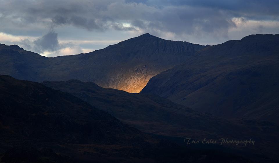 Bowfell: Inner light.