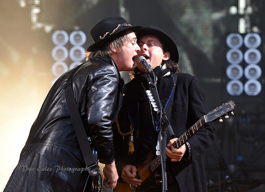 Peter Doherty & Carl Barat, The Libertines