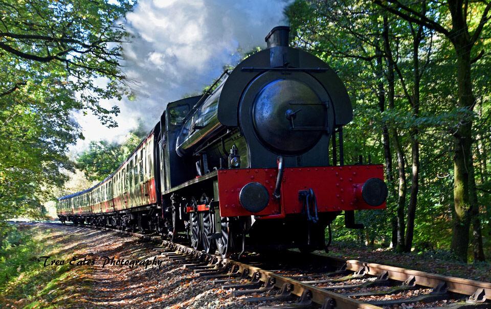 Haverthwaite steam.