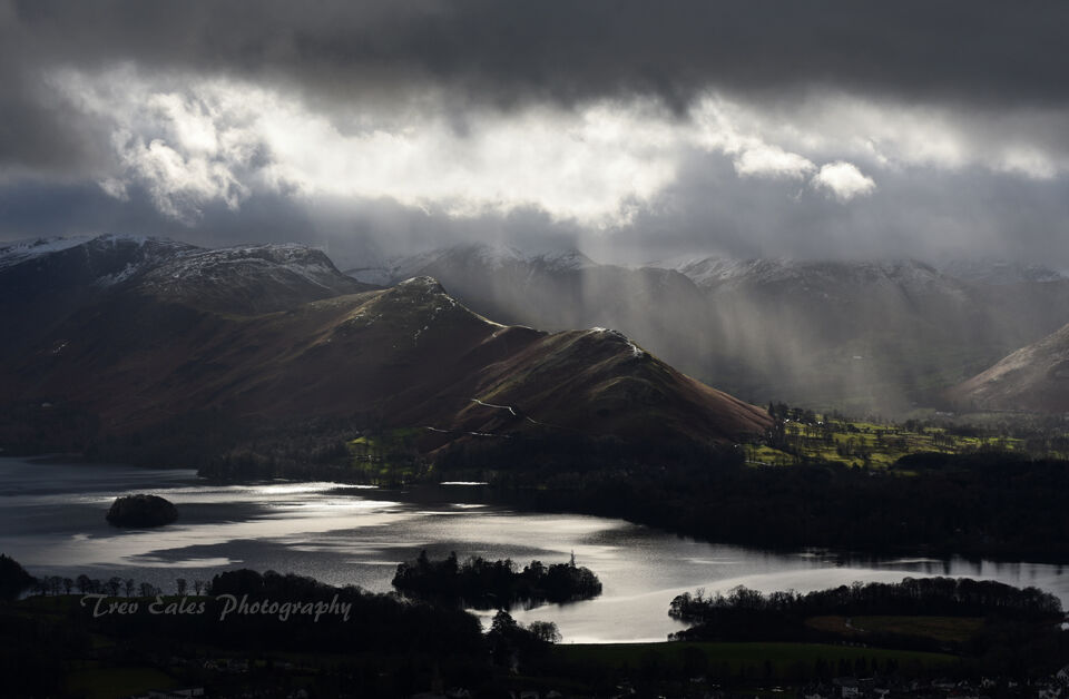 Atmospherics: Catbells and Derwent Water