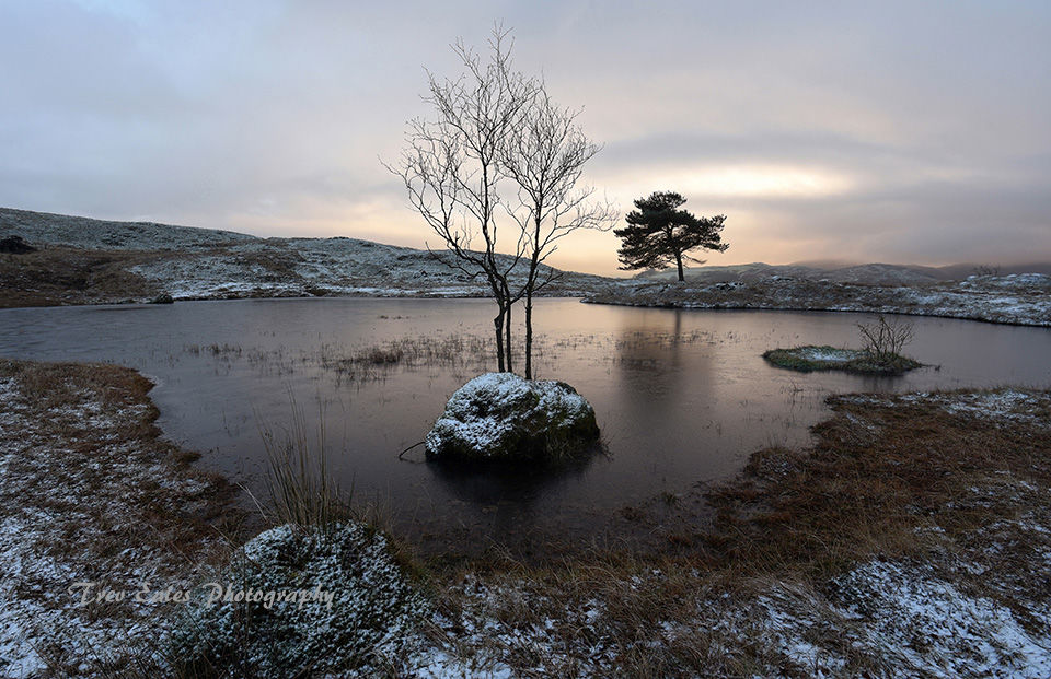 The Remains of the Day: Kelly Hall Tarn.