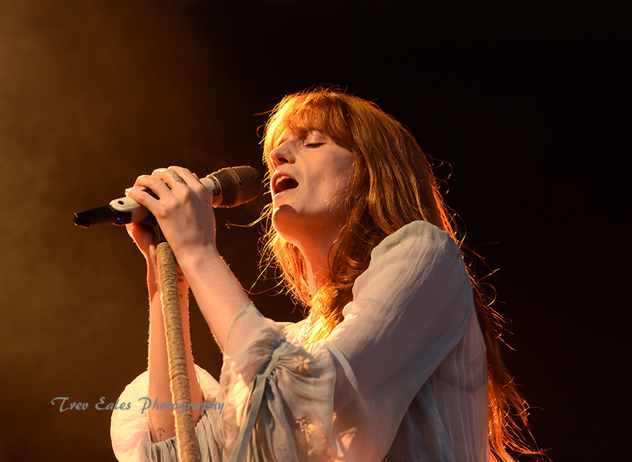 Florence Welch, Florence and The Machine