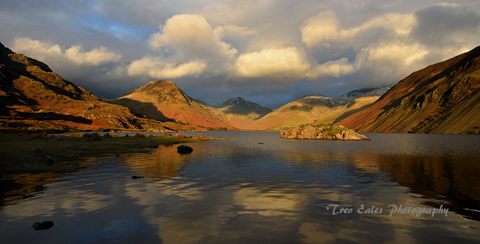 The end of the day: Wasdale.