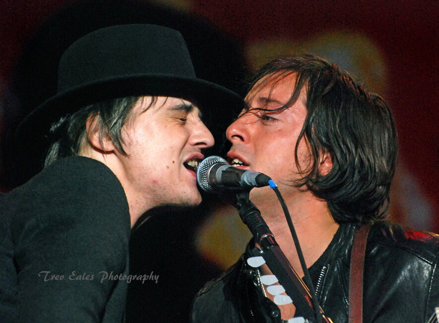Pete Doherty & Carl Barat, The Libertines