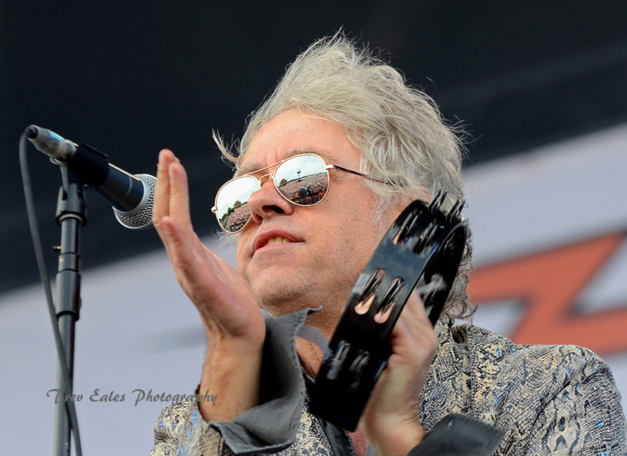 Bob Geldof, The Boomtown Rats.